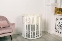 Кровать Incanto MIMI 7 в 1, цвет белый