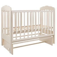 Кроватка детская Топотушки Мария-4 маятник (арт. 89)