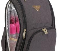 Сумка рюкзак для мамы Rant Metro