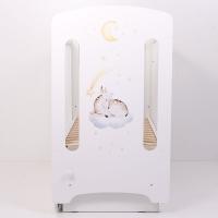 Кроватка детская Топотушки Оленёнок маятник универсальный арт 63