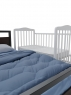 Кровать «Incanto Malta» цвет белый, колесо-качалка