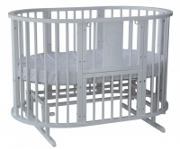 Кроватка детская Слоник маятник универсальный