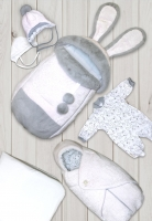 Комплект на выписку Золотинка 6 предметов