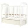 Кроватка детская Топотушки Сильвия 7 маятник
