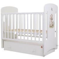 Кроватка детская Топотушки Каролина Малыши маятник